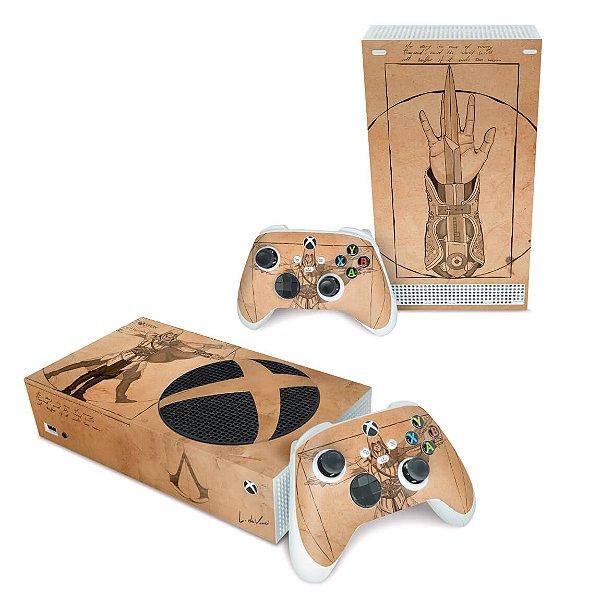 Xbox Series S Skin - Assassin'S Creed Vitruviano