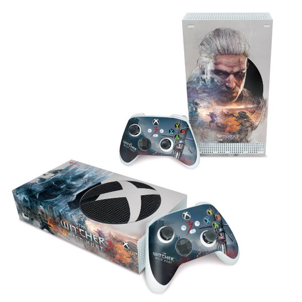 Xbox Series S Skin - The Witcher 3