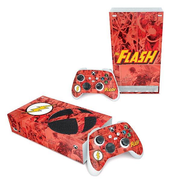 Xbox Series S Skin - The Flash Comics