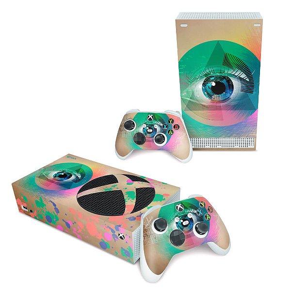 Xbox Series S Skin - Abstrato #89