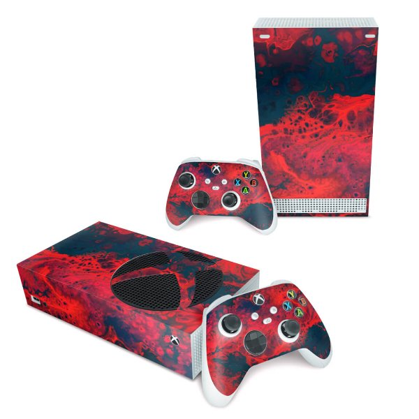 Xbox Series S Skin - Abstrato #98