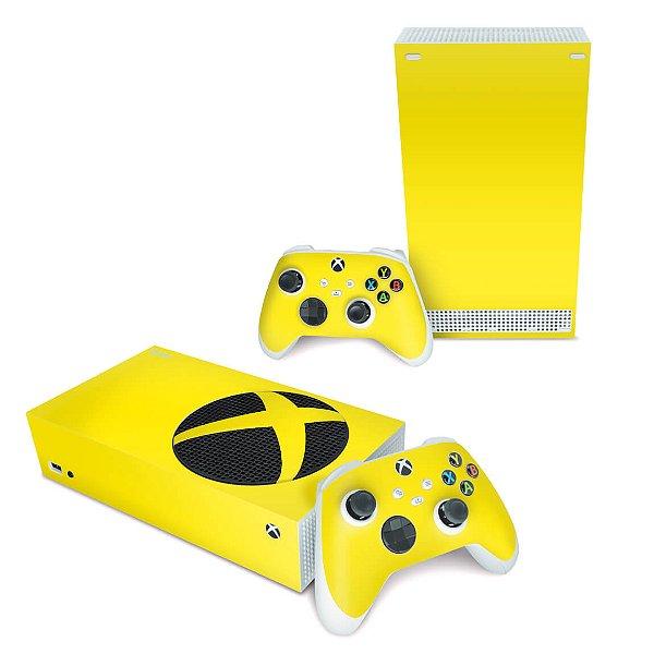 Xbox Series S Skin - Amarelo