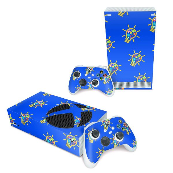 Xbox Series S Skin  - Personalizada