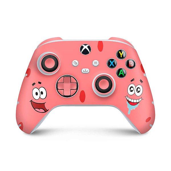Xbox Series S X Controle Skin - Patrick