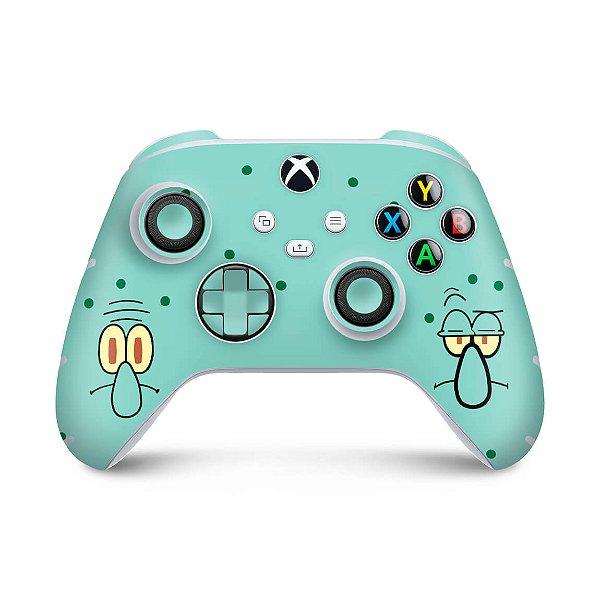 Xbox Series S X Controle Skin - Lula Molusco