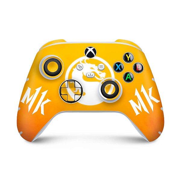 Xbox Series S X Controle Skin - Mortal Kombat 11
