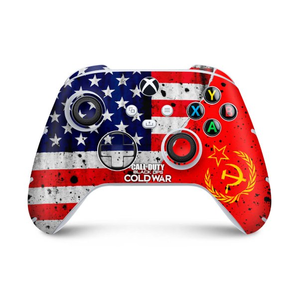 Xbox Series S X Controle Skin - Call Of Duty Cold War