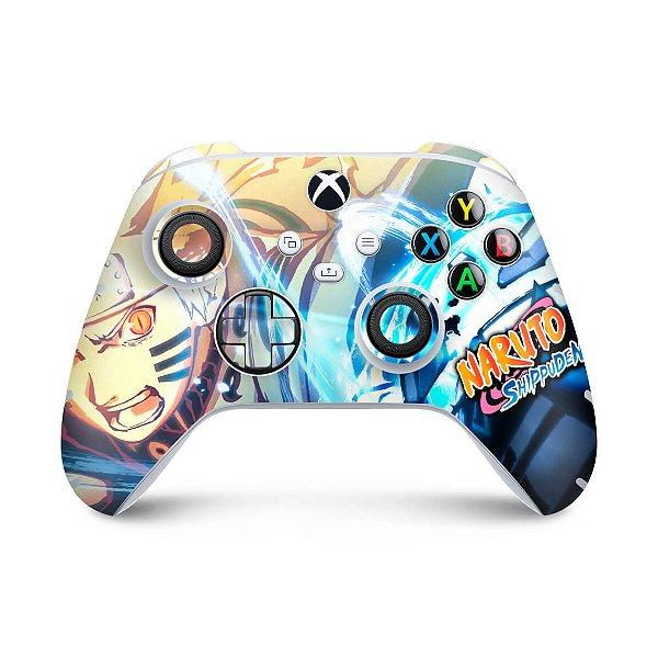 Xbox Series S X Controle Skin - Naruto