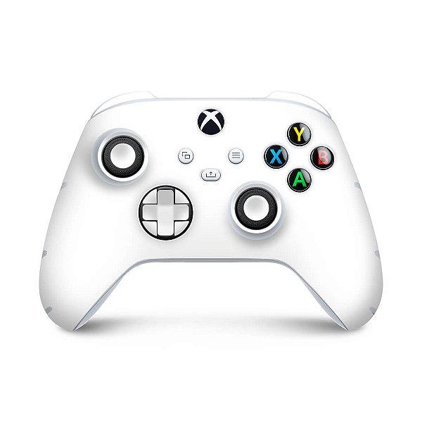 Xbox Series S X Controle Skin - Branco