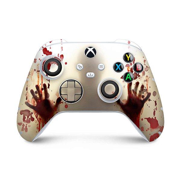 Xbox Series S X Controle Skin - Fear The Walking Dead
