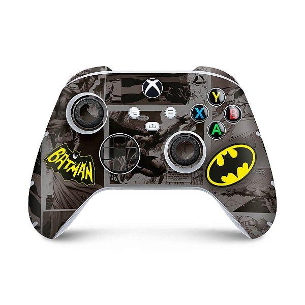 Xbox Series S X Controle Skin - Batman Comics