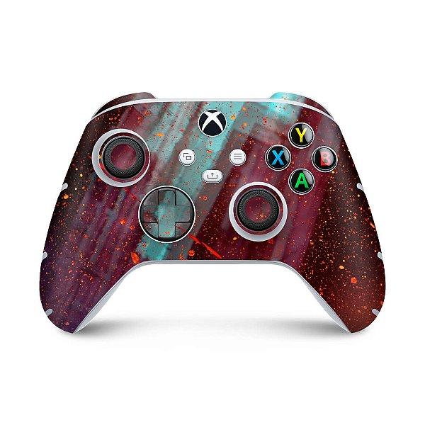 Xbox Series S X Controle Skin - Abstrato #100