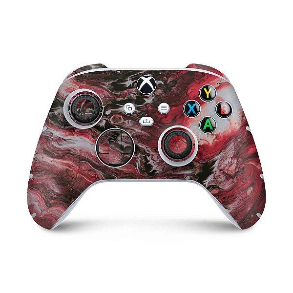 Xbox Series S X Controle Skin - Abstrato #104