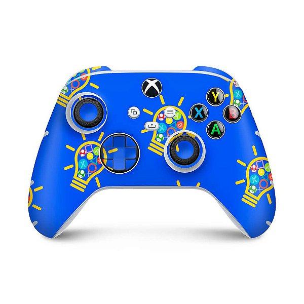 Xbox Series S X Controle Skin - Personalizada