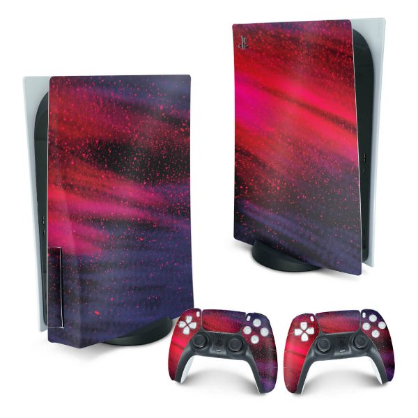 PS5 Skin - Abstrato #101