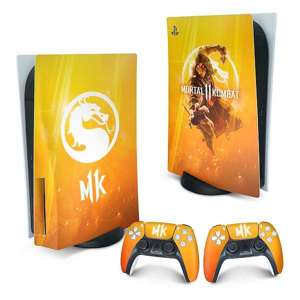 PS5 Skin - Mortal Kombat 11