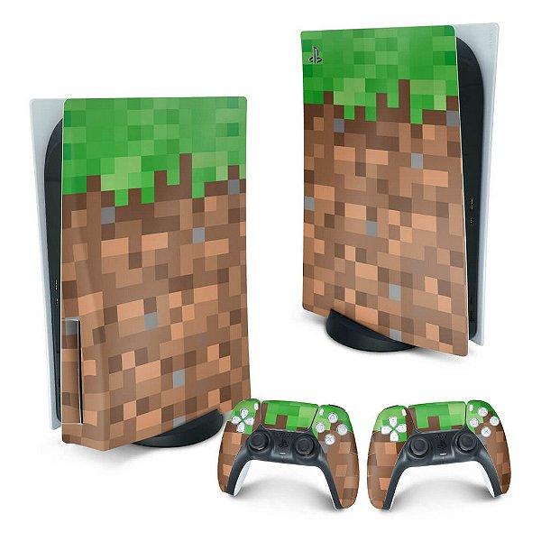 PS5 Skin - Minecraft