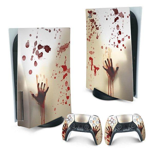 PS5 Skin - Fear The Walking Dead