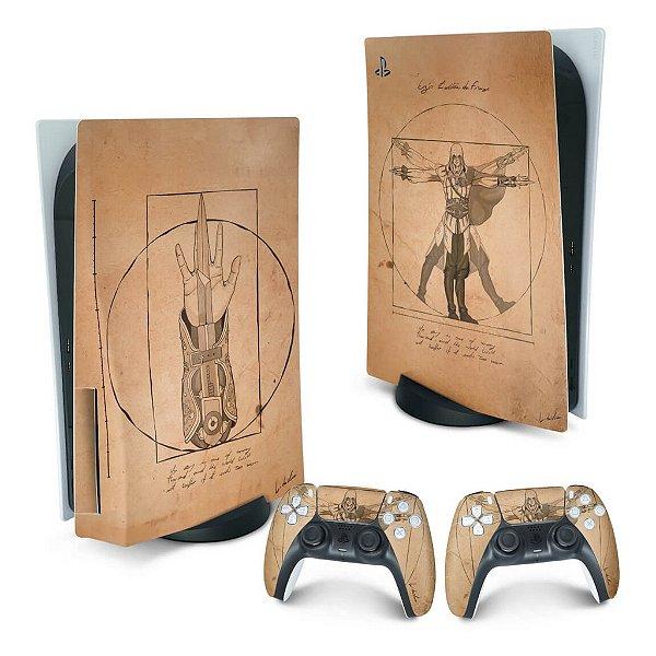 PS5 Skin - Assassin'S Creed Vitruviano