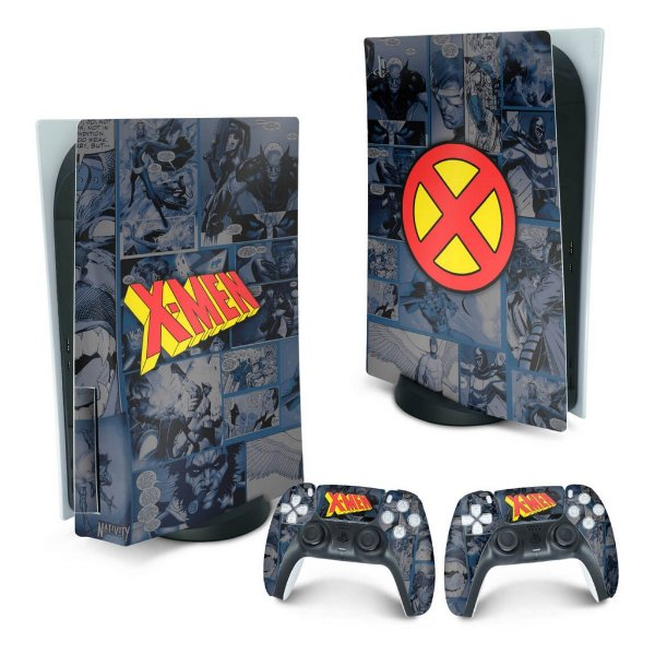 PS5 Skin - X-Men Comics