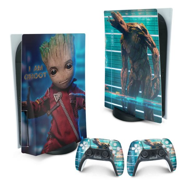 PS5 Skin - Baby Groot