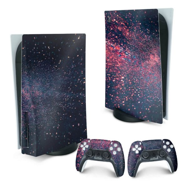 PS5 Skin - Abstrato #97
