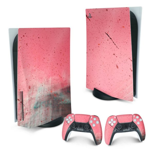PS5 Skin - Abstrato #99