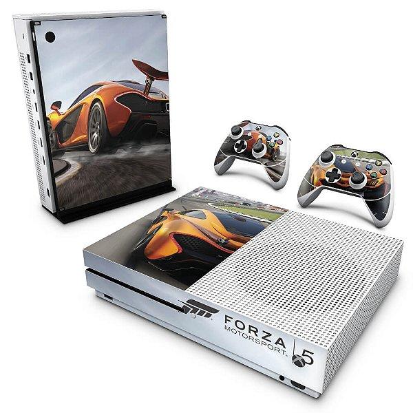 Xbox One Slim Skin - Forza Motor Sport