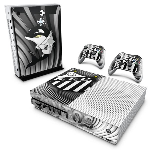 Xbox One Slim Skin - Santos