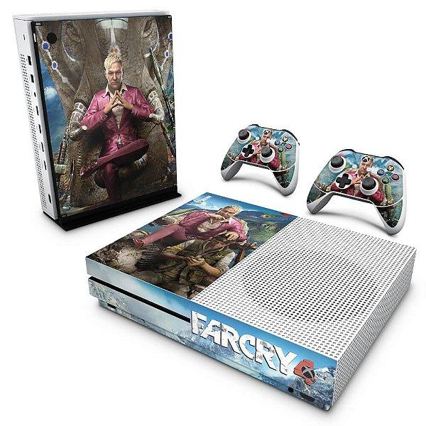 Xbox One Slim Skin - Far Cry 4
