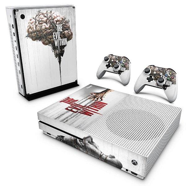 Xbox One Slim Skin - The Evil Within