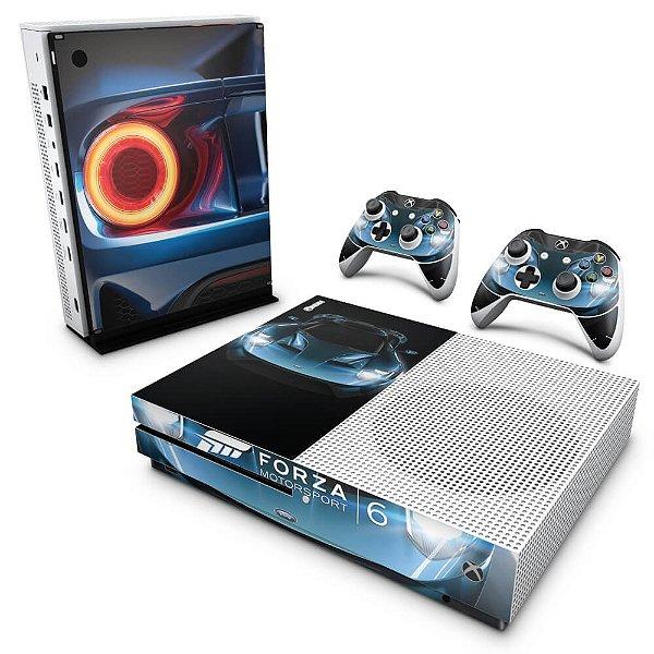 Xbox One Slim Skin - Forza Motor Sport 6