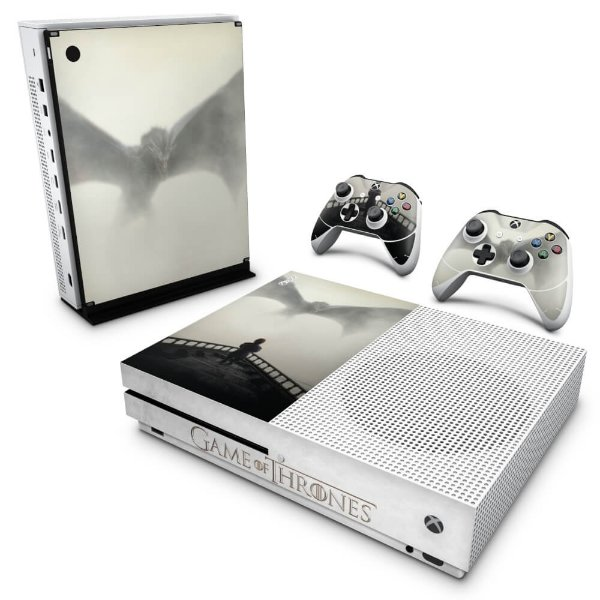 Xbox One Slim Skin - Game of Thrones #B