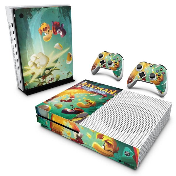 Xbox One Slim Skin - Rayman Legends