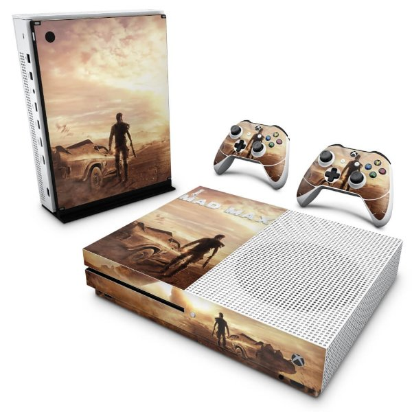 Xbox One Slim Skin - Mad Max