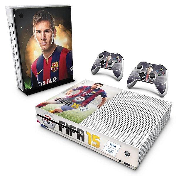 Xbox One Slim Skin - FIFA 15