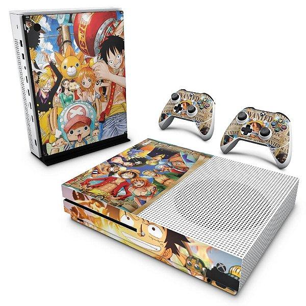 Xbox One Slim Skin - One Piece