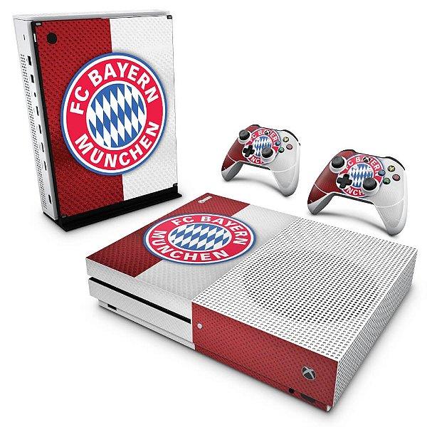 Xbox One Slim Skin - Bayern de Munique