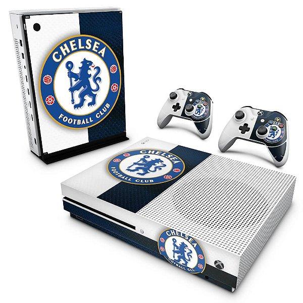 Xbox One Slim Skin - Chelsea