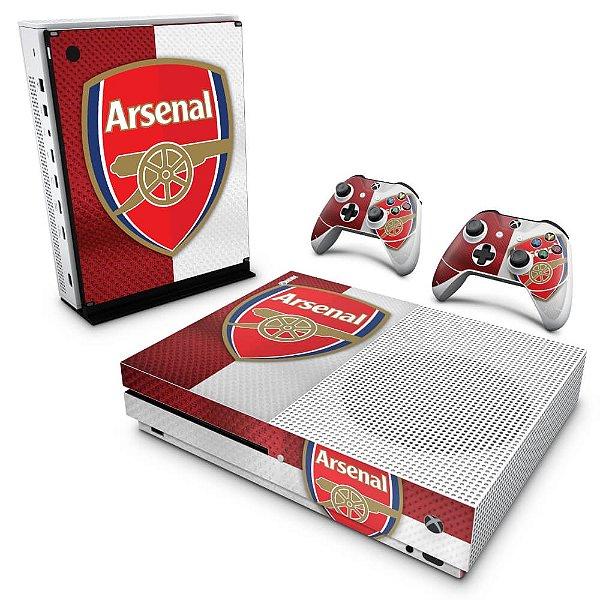 Xbox One Slim Skin - Arsenal Football Club