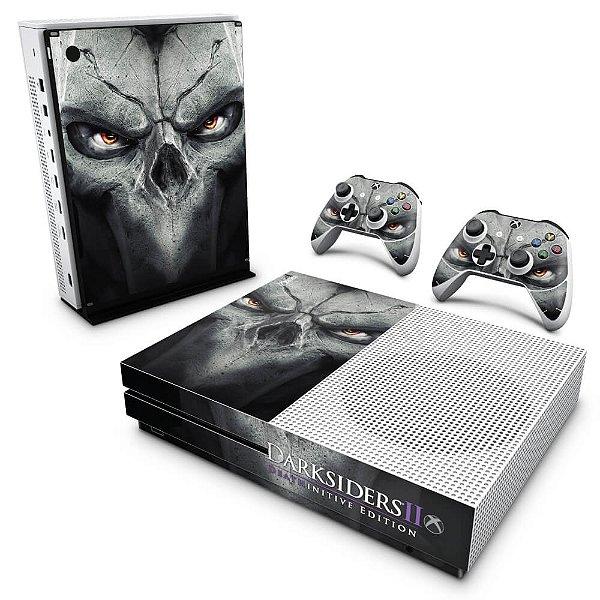 Xbox One Slim Skin - Darksiders 2 Deathinitive Edition