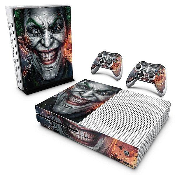 Xbox One Slim Skin - Coringa - Joker #A