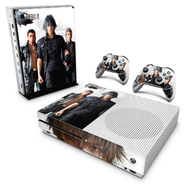 Xbox One Slim Skin - Final Fantasy XV #B