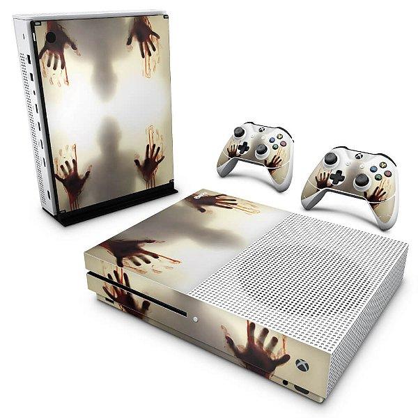 Xbox One Slim Skin - Fear The Walking Dead
