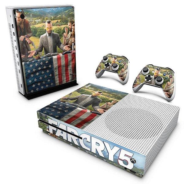Xbox One Slim Skin - Far Cry 5