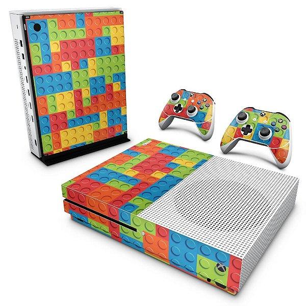 Xbox One Slim Skin - Lego