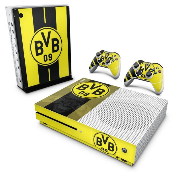 Xbox One Slim Skin - Borussia Dortmund BVB 09
