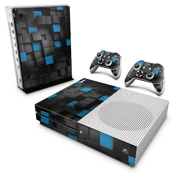 Xbox One Slim Skin - Cubo