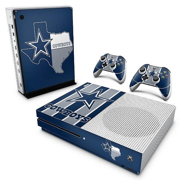 Xbox One Slim Skin - Dallas Cowboys NFL