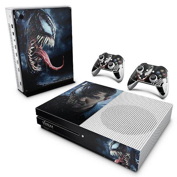 Xbox One Slim Skin - Venom